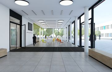Foyer Cafeteria